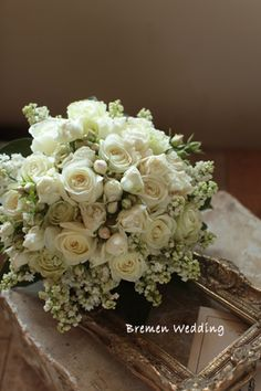 English classic bouquet