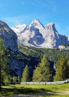 """Marmolada - """"Queen of the Dolomites"""" in Italy"""