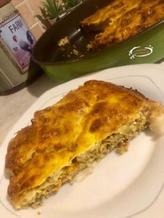Greek Recipes, Desert Recipes, Food Network Recipes, Cooking Recipes, The Kitchen Food Network, Cheese Bread, Yams, Lasagna, Deserts