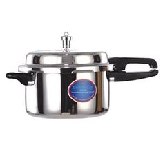 Butterfly Stainless Steel Pressure Cooker 10 Ltr * Tried it! Love it! Click the image. : Pressure Cookers
