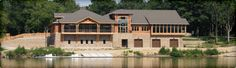 Griggs Boathouse on the Scioto River offers the Scioto Room to events of any kind. If you have a love of water, this is a one of a kind location in Columbus.