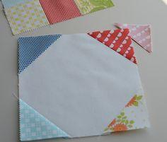 Hyacinth Quilt Designs: Nine-Patch/Snowball Quilt Tutorial
