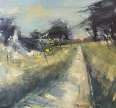 Hannah Woodman Artist - Spring in Cornwall
