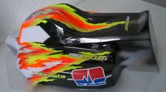 Sweep Racing Mugen MBX7 shell ..... this is our own :-)