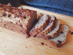 There's something incredibly comforting about a slice of warm banana bread. Here, the talented and health-conscious culinary arts student Jessica Simmons shares