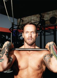 Bob Harper CrossFit Workout