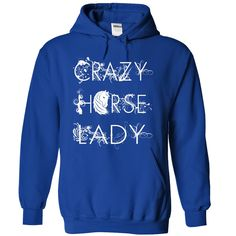 Crazy Horse Lady. Breed