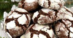 Mormors småkakor: 7 supergoda klassiker Goodies, Chocolate, Sweet, Advent, Desserts, December, God, Sweet Like Candy, Candy
