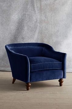 Velvet Holloway Armchair - anthropologie.com                                                                                                                                                                                 More