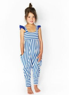 Image result for spriped liuttle girl jumpsuit