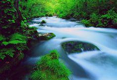 Mountain Stream Hymn 5