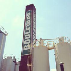 Boulevard Brewing Co. | Downtown Kansas City, Missouri.