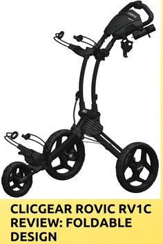 In case you are watching for a lightweight and thick golf push cart. After that, allow us to bring to your care the Clicgear RV1C golf cart via Clicgear. You guys can gain some knowledge about that cart by this Clicgear Rovic RV1C Review.  The great Clicgear brand sells pretty good golf carts, although for steeper values. Still, several players have polled for Clicgear carts along with their cash including positive reviews. Also, probably the Clicgear RV1C is no anomaly. Best Golf Cart, Golf Push Cart, Golf Carts, Pretty Good, Gain, Knowledge, Facts