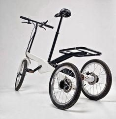 Vienna Bike, el triciclo de los adultos - MX Cycles