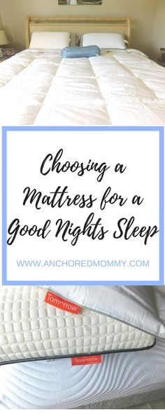 Waking Up Well Rested with Tomorrow Sleep's Hybrid Mattress