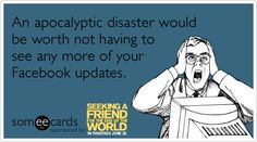 Apocalyptic Disaster