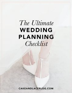 Recently engaged? Congratulations! We created the Ultimate Wedding Planning Checklist just for you. It's time to get organized and start planning!