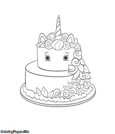 Best unicorn coloring pages coloring pages for kids to print for free Unique Coloring Pages, Colouring Pages, Coloring Pages For Kids, Adult Coloring, Beautiful Unicorn, Cute Unicorn, Unicorn Party, Online Coloring For Kids, Unicorn Coloring Pages