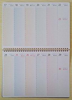 Planning settimanale da tavolo 2017 2018 con e senza date agenda calendario calendari - Agenda da tavolo 2017 ...