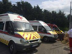 Volunteer first aid cover in Roscrea 2014 www. Red Cross, Volunteers, Ireland, Cover, Irish