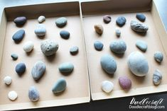 Polished Rocks with High Gloss Resin Spray DIY - Resin Crafts Beach Rocks Crafts, Rock Crafts, Resin Spray, Rock Identification, Diy Resin Crafts, Pebble Art, Stone Art, Rock Painting, High Gloss