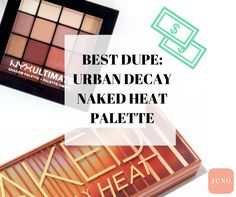 NAKED HEAT palette: The latest reviews from the biggest beauty bloggers.