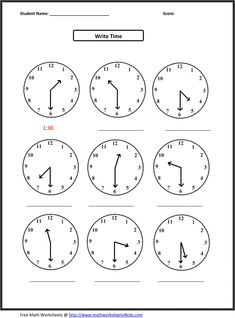 Free Math Worksheets First Grade 1 Telling Time Elapsed Time X Hours . 3 Worksheet Free Math Worksheets First Grade 1 Telling Time Elapsed Time X Hours . First Grade Math Activities Telling the Time Half Past 1 First Grade Math Worksheets, Free Printable Math Worksheets, Second Grade Math, Kindergarten Worksheets, Kids Worksheets, Addition Worksheets, Measurement Worksheets, Fractions Worksheets, Alphabet Worksheets