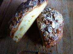 Almond Croissant from Hans & Harry's Bakery @ MMM-YOSO