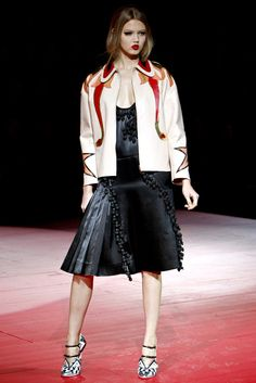 Miu Miu Spring 2011 Ready-to-Wear - Collection - Gallery - Style.com