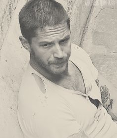Lord, forgive me for the impure thoughts I am currently having while looking at this picture of Tom Hardy...