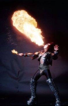 The Dragon Gene Simmons