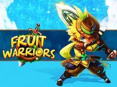 Fruit Warriors browser game first look gameplay español