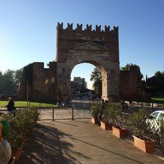 #Rimini #seidiriminiseamirimini #arcodaugusto by sei_di_rimini_se