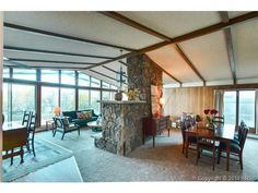 Mid-century home for sale in SW Colorado Springs- this one looks interesting $450,000