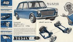 Austin Glider (Dutch 1100) Car Posters, Gliders, Car Photos, Motor Car, Cool Cars, Netherlands, Dutch, Classic Cars, The Past