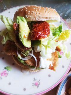 Sandwich Cemita (sandwich mexicain)