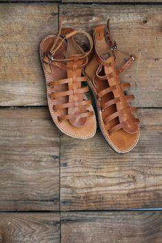 ...sandals