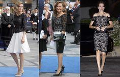 Genes de estilo 'real': doña Letizia y su madre, como dos gotas de agua #realeza