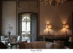 Hugues BOSC Architectes - Pavillon de chasse et château en Provence