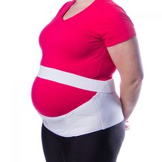 Plus Size Maternity Support Belt for Pregnancy