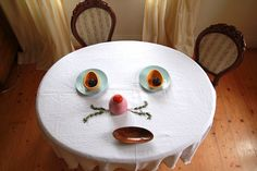 theres a mouse in my dining room by virginhoney, via Flickr