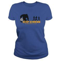 Women's Keep Running T-Shirt
