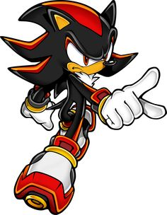 Shadow the Hedgehog - awe, such a close call but Sonic is still my fav.