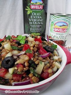 Salată de linte