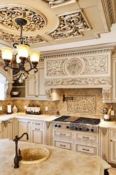 Tuscan Kitchen Design On A Budget. Tuscan Kitchen Design On A Budget. Tuscan Kitchen Design On A Bud Tuscandesign Tuscan Kitchen Design, Luxury Kitchen Design, Tuscan Design, Best Kitchen Designs, Kitchen Rustic, Italian Kitchen Decor, Elegant Kitchens, Luxury Kitchens, Beautiful Kitchens