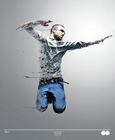 some nice water effect photo-manipulations by AlessandroPetrocco