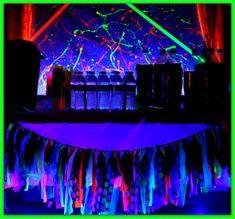 decoracion fiesta de 15 aos en neon Buscar con Google May