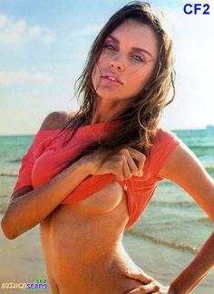 Marilia Moreno Beach Pink Top