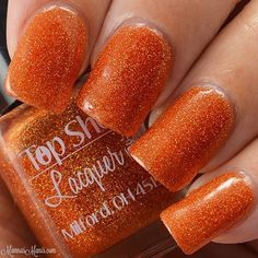 Top Shelf Lacquer: Candy Corn Cordial