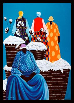 Ivey Hayes Ivey Hayes was born and raised i. African American Expressions, African American Art, American Artists, African Art, African Prints, Elements Of Color, Caribbean Art, African Diaspora, Brighten Your Day